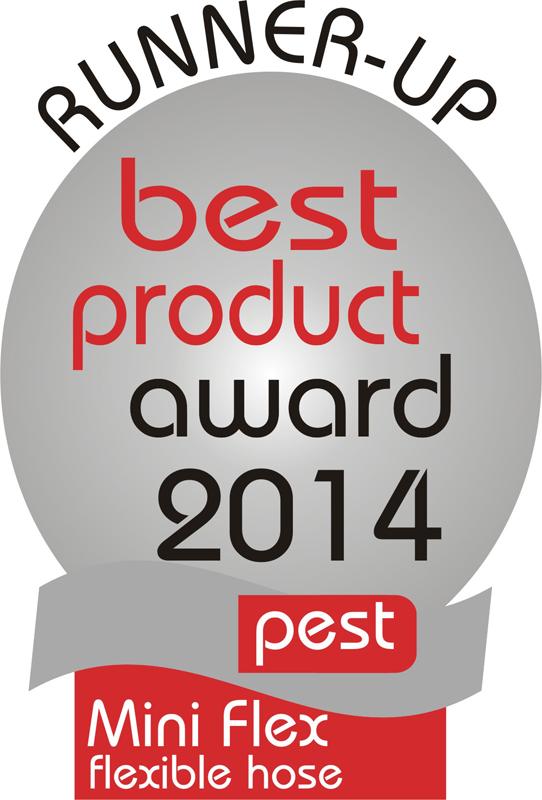 Pest Award - Best Product Award Logo Runner-up 2014