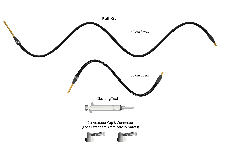Flexible Aerosol Straws Lance Lab Ltd